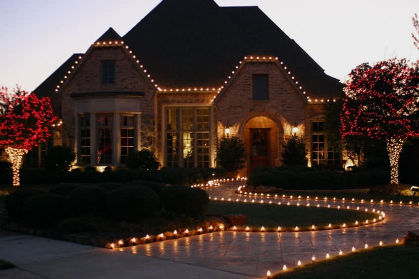 Best Christmas Pathway Lights