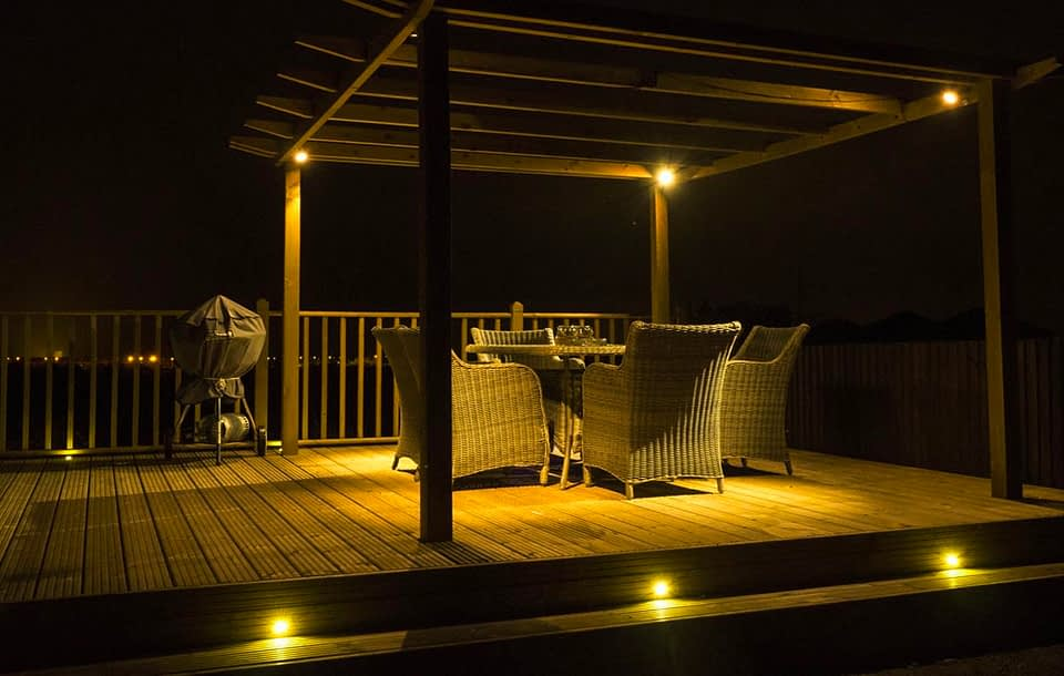 Best Solar Deck Lights For Steps