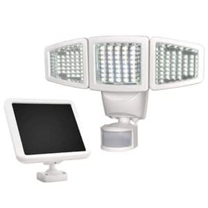 Introducing the Sunforce LED Solar Motion Security Light