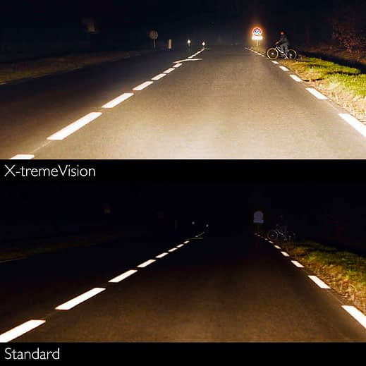 Philips Headlights Comparison