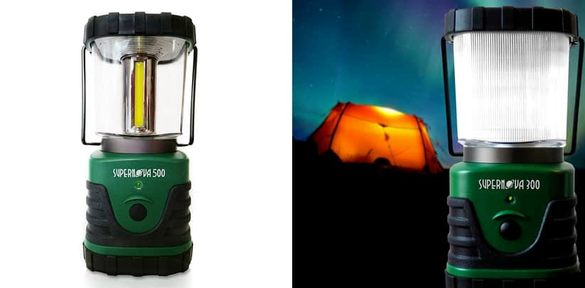 Supernova 500 Ultra Bright Camping & Emergency LED Camping Lantern