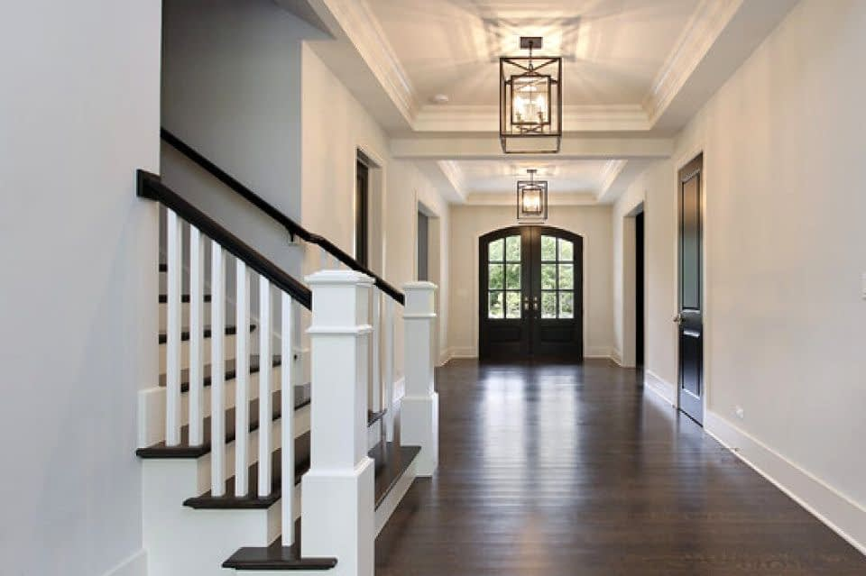 Hallway Lighting Ideas