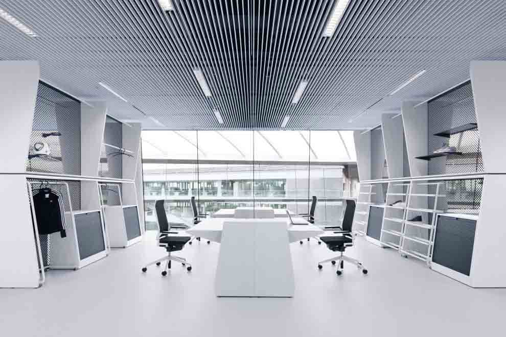 Office Spaces with Natural Light