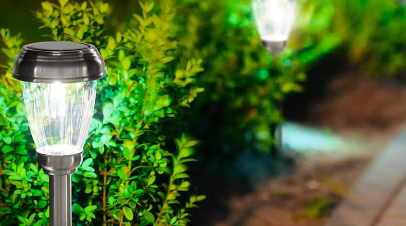 Installing Your Solar Walkway Lights