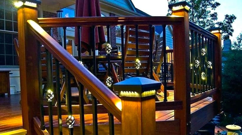 Solar Lights for Railings