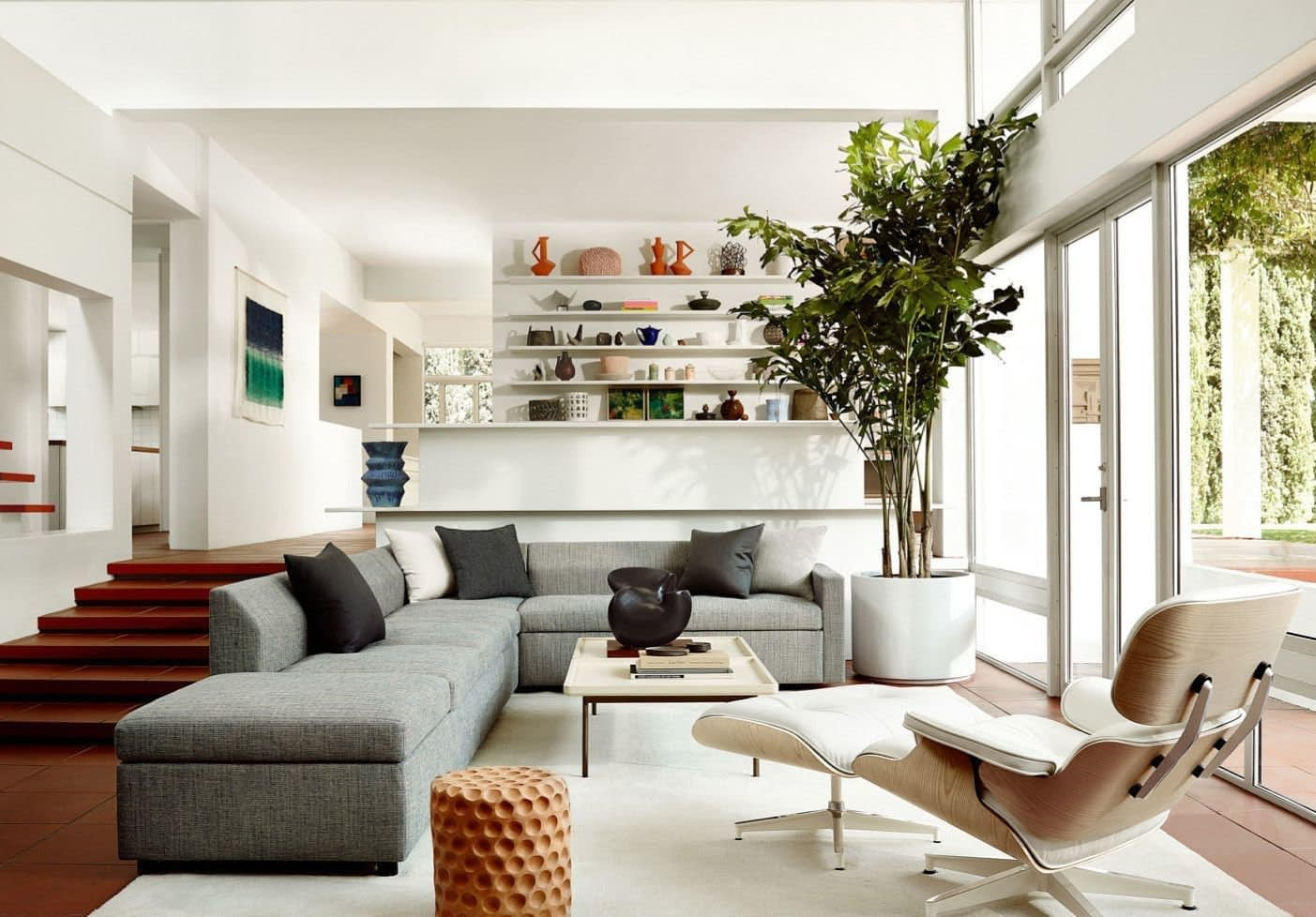 Natural Light Inspiration Living Room