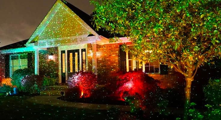 Star Night Christmas Laser Projector Review