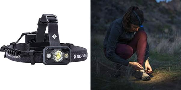 4. Black Diamond Icon LED Headlamp