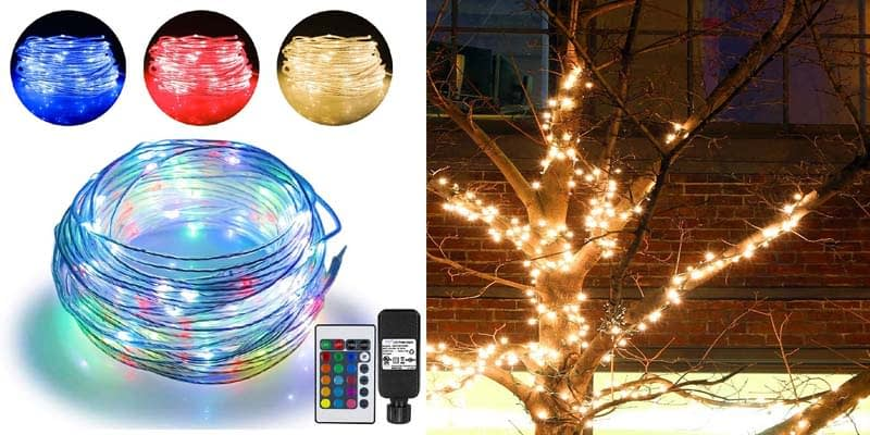 Omika 66ft Outdoor LED Rope Light