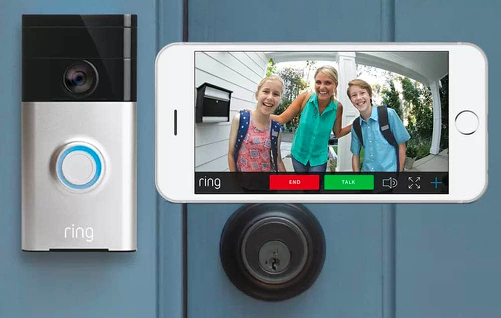 Ring Doorbell Success