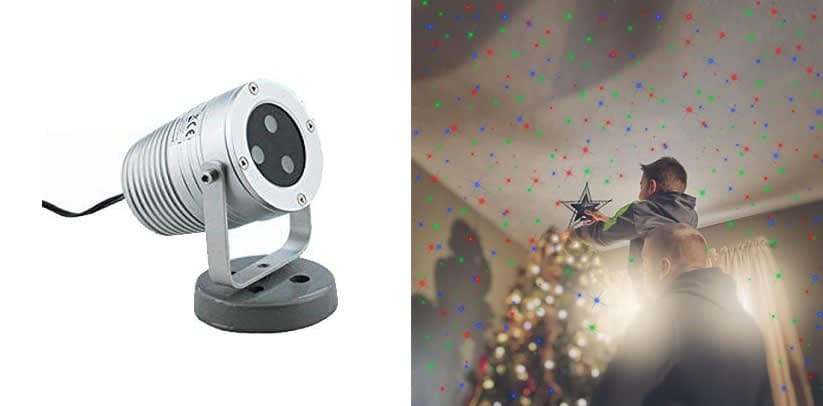 Starry Laser Lights Landscape Projector Lights