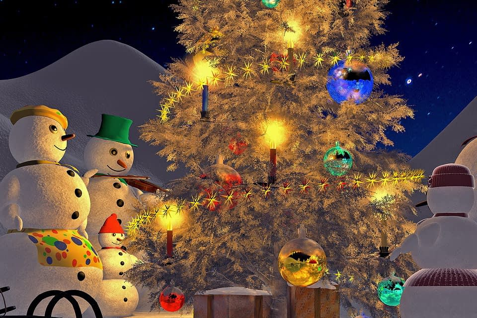 10 Best Outdoor Christmas Lights