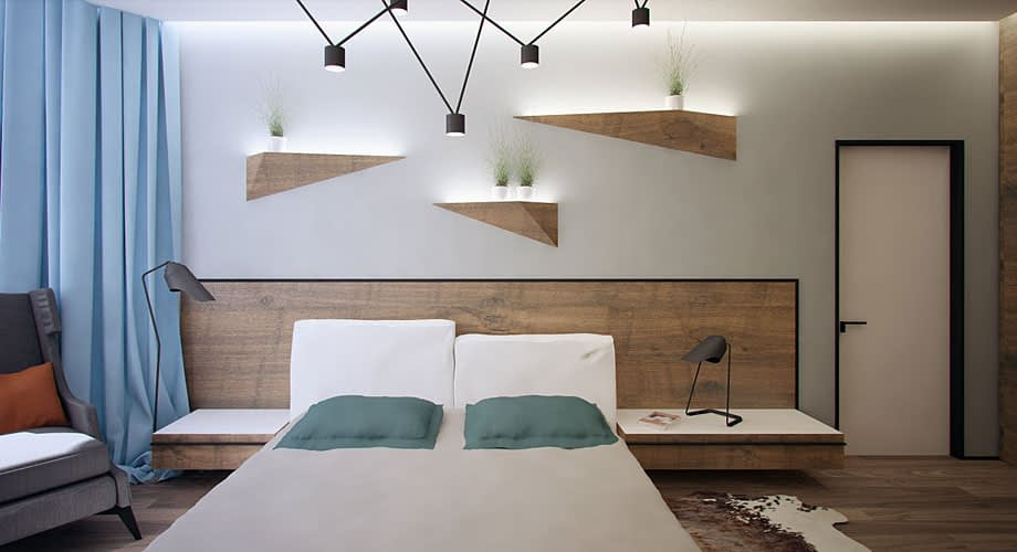 Bedroom Wall Lighting Inspiration