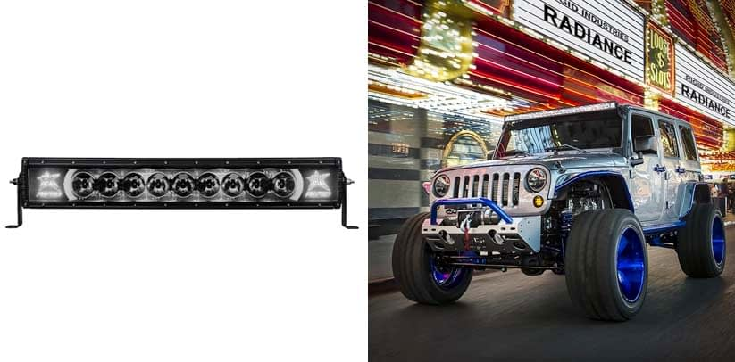 Rigid Industries LED Light Bar