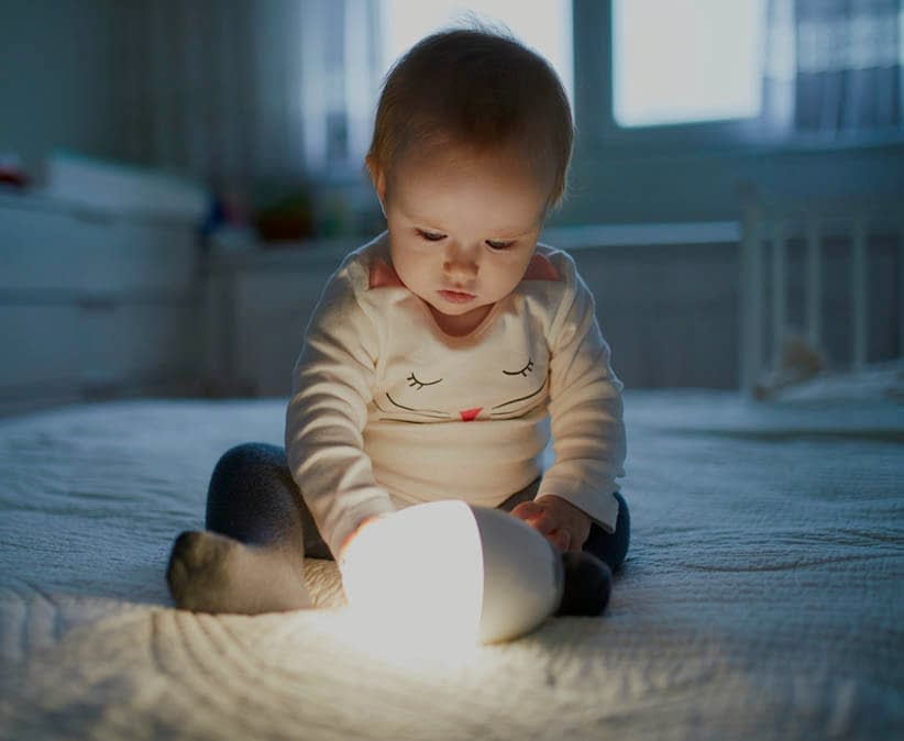 When To Use a Night Light