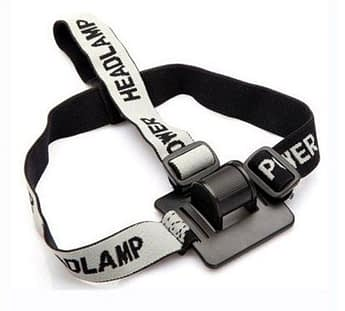 Headlamp Strap Options