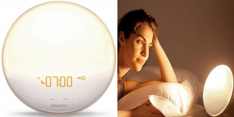 Philips-Wake-Up-Light-Alarm-Clock