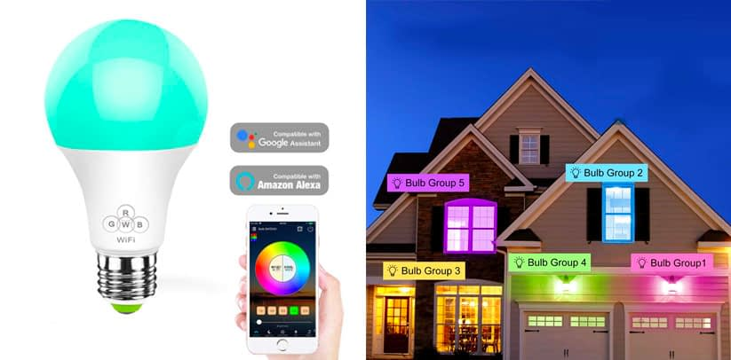 Best Smart Light Bulbs The 10 Best Led Smart Lighting Kits Led Light Guides