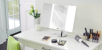 Best Lighted Makeup Mirrors Portable