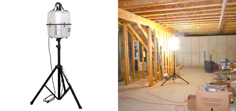 In360Light Professional Weatherproof Work Light