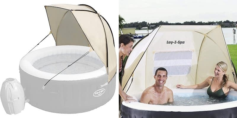 Lay Z Spa Inflatable Hot Tub Canopy