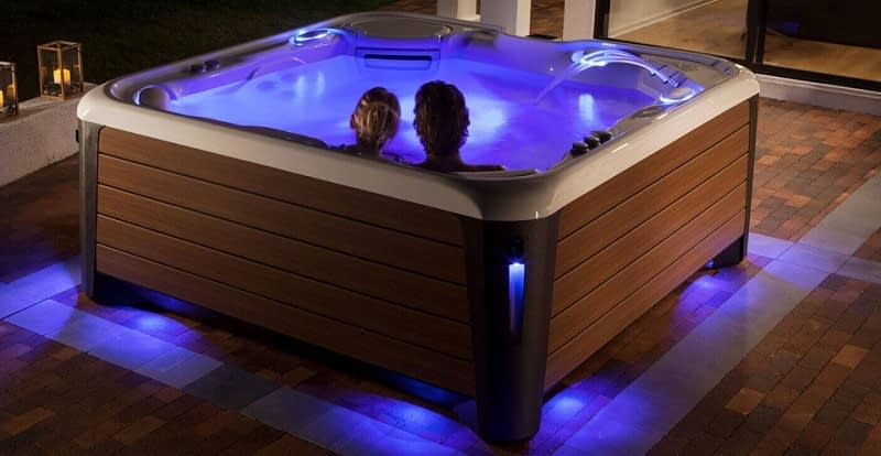 Hot tubs Electricity