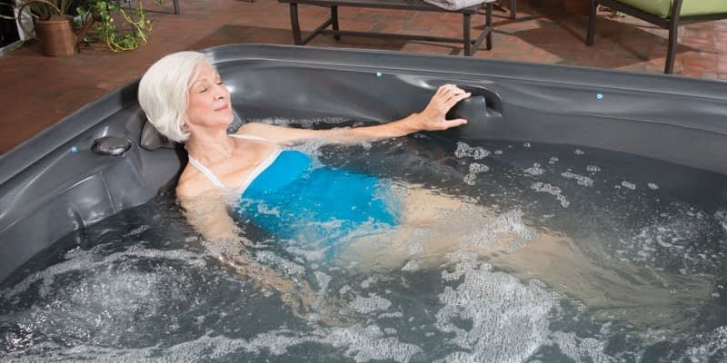 Diabetes with Hot tub