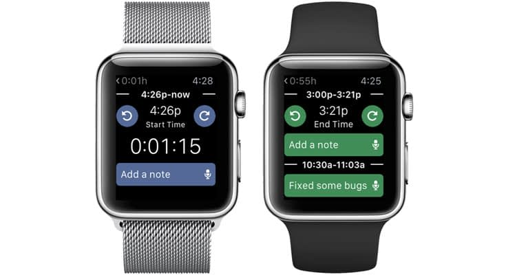 Hours Smartwatch Apps para Apple
