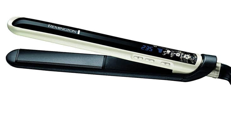 Plancha de Pelo Remington Pearl Sp500