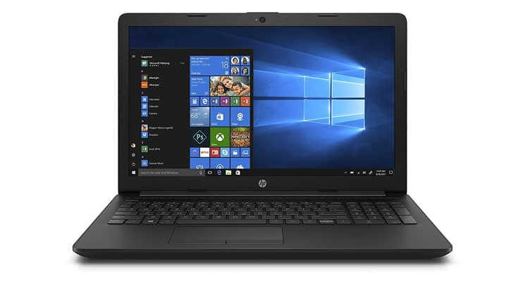 HP Notebook 15 da0084ns Ordenador Portátil