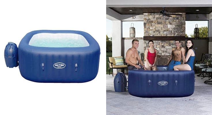 Bestway Lay-Z-SPA Hawaii AirJet - Jacuzzi Hinchable