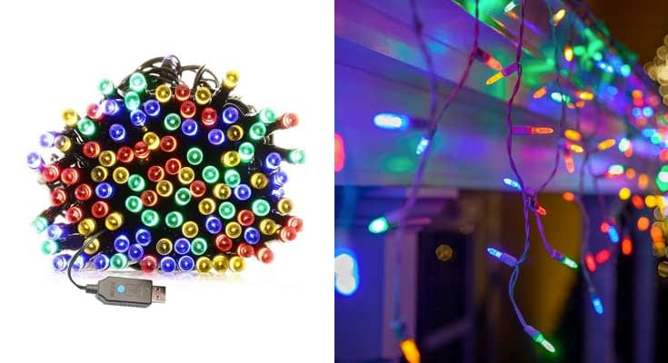 Tempo Upgraded Luces LED Navidad