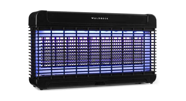 Waldbeck Mosquito Ex 9500 LED Trampa