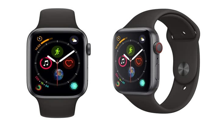 Apple Watch Series 4 Smartwatch