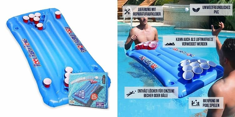 Mikamax – Inflatable Beerpong