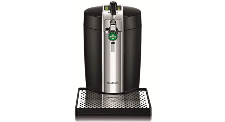 Krups VB7008 5L Dispensador de cerveza de barril